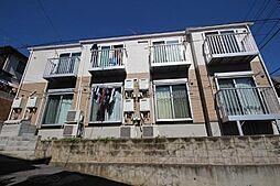 ソレイユ プレジール[2階]の外観