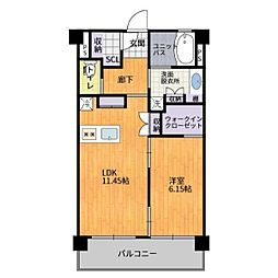 新中川町駅 8.8万円