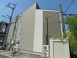 siro松戸[2階]の外観