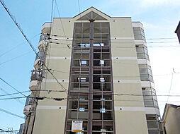 JPアパートメント平野[6階]の外観