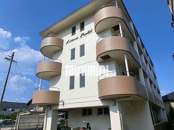 ライオンズフィールド 4階の賃貸【愛知県 / 豊明市】