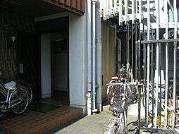 サニーハイツ[4階]の外観