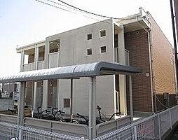 埼玉県北本市東間5丁目の賃貸マンションの外観