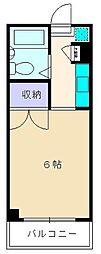 ミラ21[106号室]の間取り
