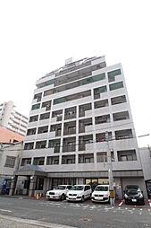 家具・家電付き朝日プラザ博多8[4階]の外観