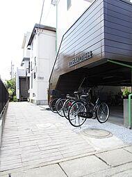 埼玉県春日部市谷原1丁目の賃貸アパートの外観