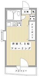 ピアッツァ下北沢[2階]の間取り