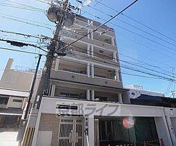 京都府京都市中京区上白山町の賃貸マンションの外観