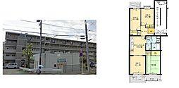 レジエ戸塚深谷[201号室]の間取り