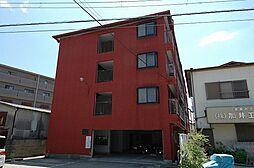 奈良県奈良市神殿町の賃貸マンションの外観