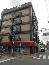第一金子マンション[2階]の外観