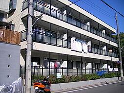 東京都板橋区舟渡2丁目の賃貸マンションの外観