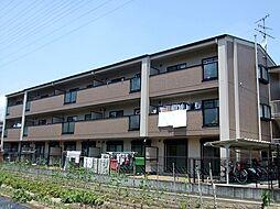 大阪府藤井寺市道明寺4丁目の賃貸マンションの外観