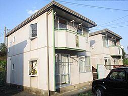 轟木ハイツB棟[2階]の外観