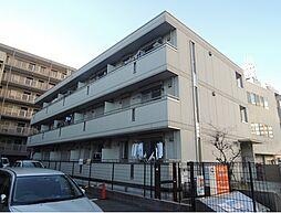 神奈川県川崎市幸区幸町1丁目の賃貸アパートの外観