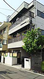 コスモシティ南浦和[203号室]の外観