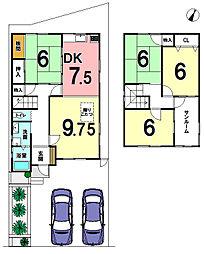 JR藤森駅 2,080万円