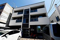北海道札幌市中央区北三条西26丁目の賃貸アパートの外観