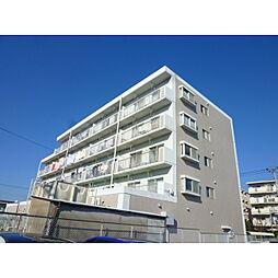 千葉県柏市松葉町7の賃貸マンションの外観