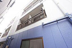 神奈川県川崎市高津区溝口2の賃貸マンションの外観