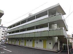 鈴木グリーンハイツC棟[301号室]の外観