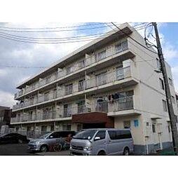 上野マンション[3階]の外観