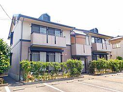 福岡県北九州市小倉南区横代北町4丁目の賃貸アパートの外観