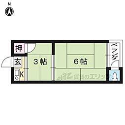 一乗寺駅 2.5万円