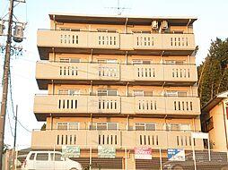 愛知県日進市折戸町中屋敷の賃貸マンションの外観