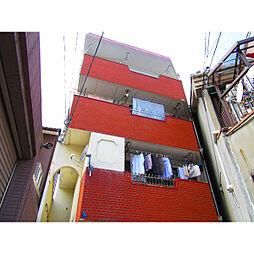 花川ハイツ[402号室]の外観