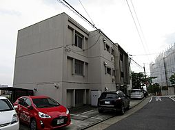 愛知県名古屋市千種区鹿子町6丁目の賃貸マンションの外観