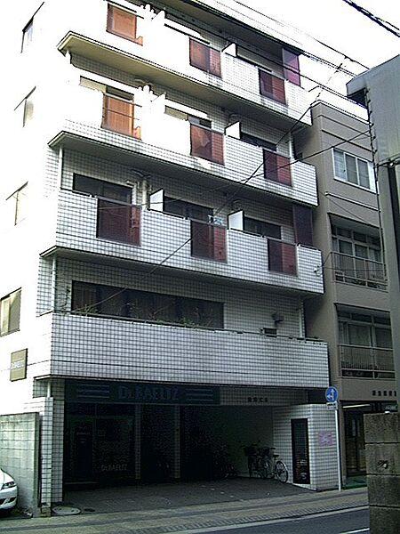 松田ビル 4階の賃貸【広島県 / 広島市中区】