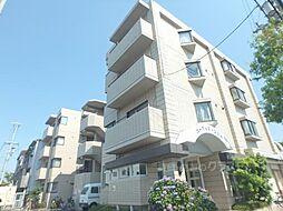 大阪府大阪市東住吉区矢田3丁目の賃貸マンションの外観