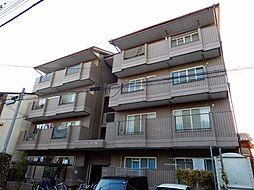 エクセレント駒川[3階]の外観