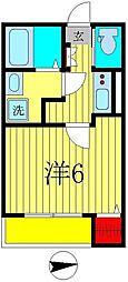 edel[3階]の間取り