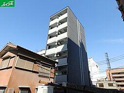 大晃マンション[4階]の外観