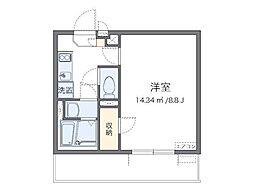 🉐敷金礼金0円!🉐中央線 西八王子駅 徒歩17分