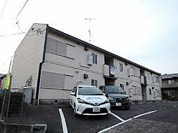 タウニィ・中村[202号室]の外観