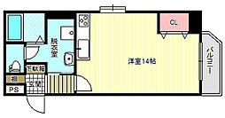 ラ・フォーレ駒川[2階]の間取り