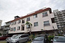 平田第二マンション[203号室]の外観