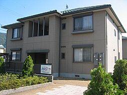 京都府京都市山科区音羽西林の賃貸アパートの外観