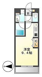 グラン・アベニュー西大須[11階]の間取り