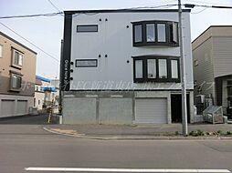 北海道札幌市東区北三十五条東9丁目の賃貸アパートの外観