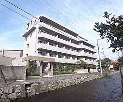 京都府京都市東山区三条通北裏白川西入石泉院町の賃貸マンションの外観