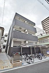 フジパレス粉浜II番館[1階]の外観