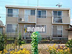 タウニィ イイダ B[2階]の外観