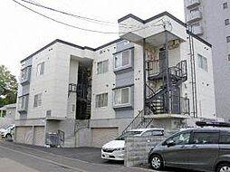 CASA白石[2階]の外観