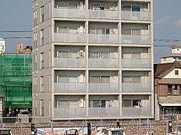 高知県高知市二葉町の賃貸マンションの外観