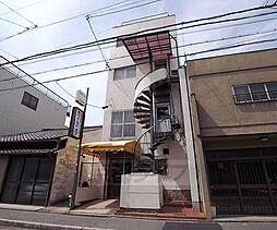 京都府京都市右京区西院矢掛町の賃貸マンションの外観