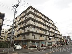 埼玉県朝霞市西弁財2丁目の賃貸アパートの外観
